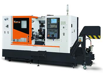 DIAMTS-CNC 加工机