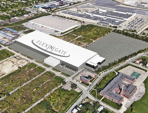Flex-N-Gate to build nearly $100M Detroit facility to supply Ford vehicles, create up to 650 jobs