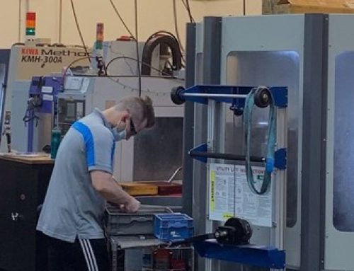 Moving to Horizontal Machining Cuts Shop's Cycle Time by 50%